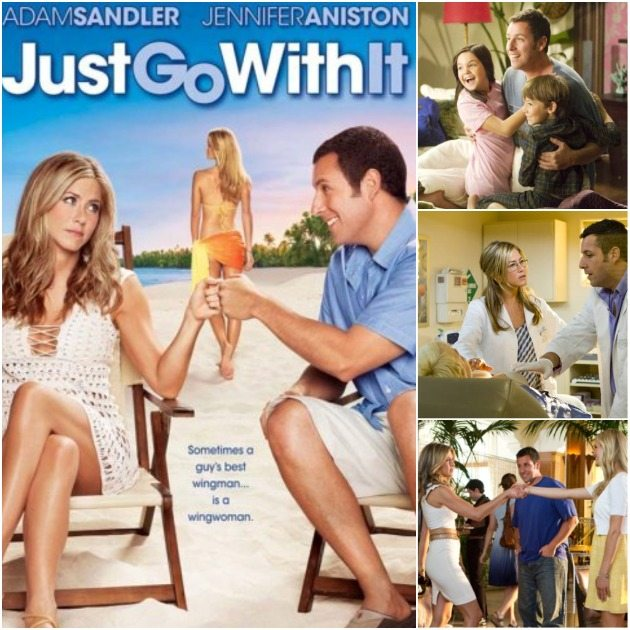 Movie Review: Just Go With It — Sephira