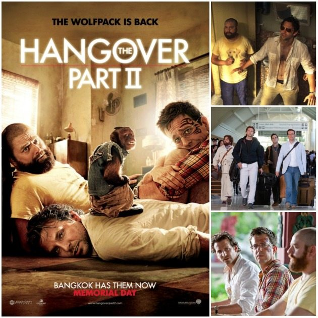 hangover movie review The hangover (2009) two days before his wedding, doug (justin bartha) and three friends (bradley cooper, ed helms, zach galifianakis) drive to las vegas for a wild and memorable stag party.
