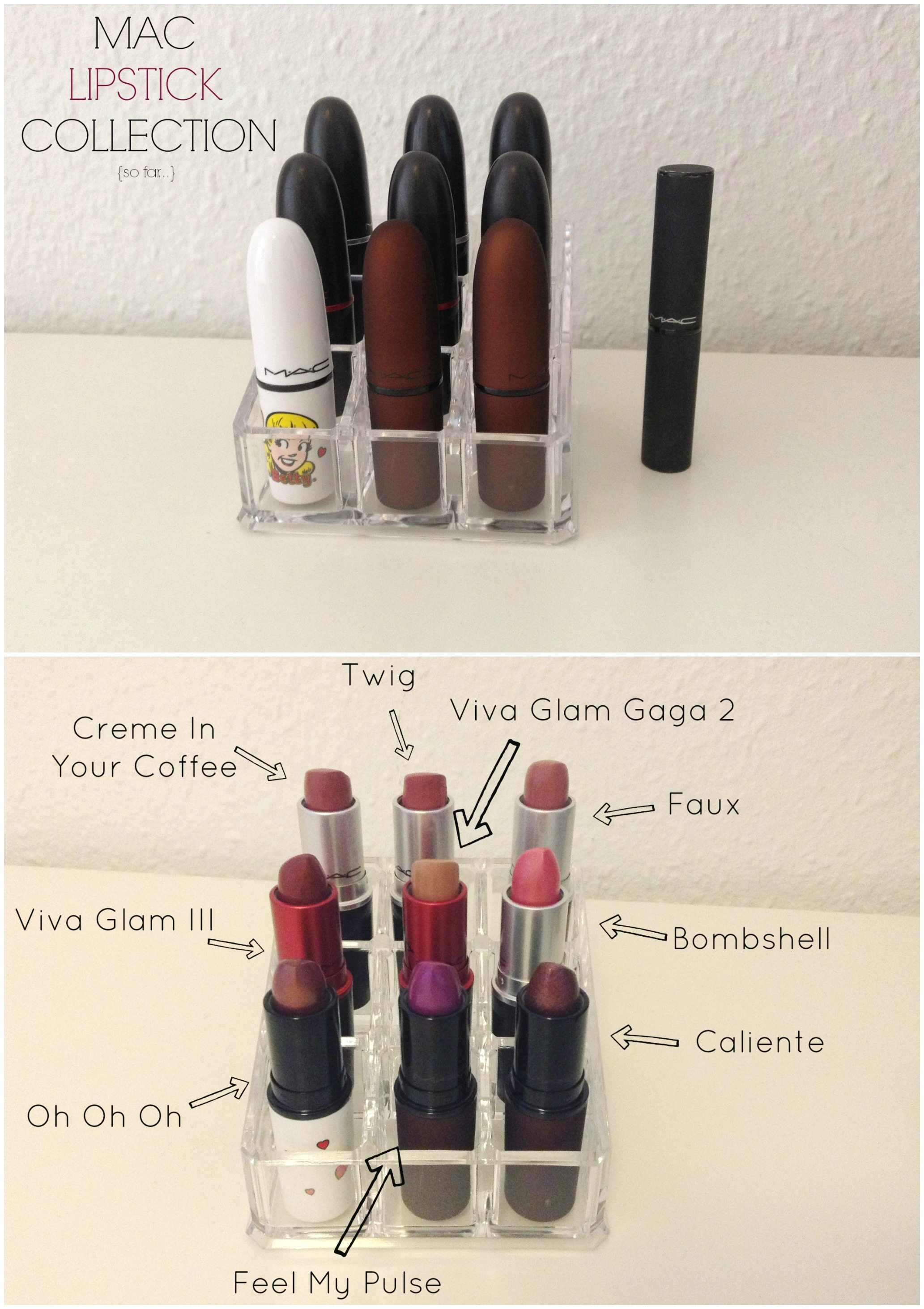 lipstickcollectionmac