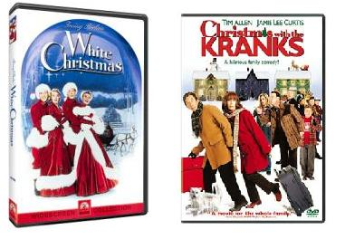 xmas dvds